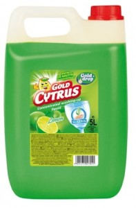 Gold drop GOLD CITRUS Płyn do naczyń 5L Limone