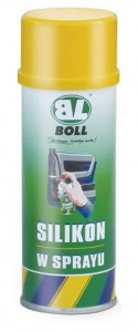BOLL Silikon w SPRAYU 200ML