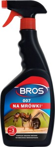 SPRAY NA MRÓWKI BROS 007 500ml