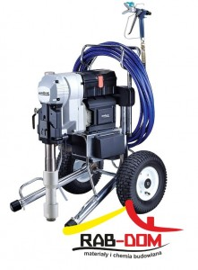 GRONE PowerSpray 64 1800W Agregat do szpachlowania